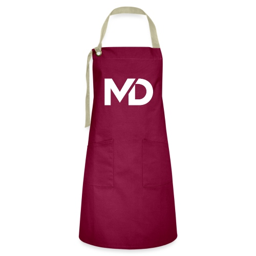MD Clothing Official© - Tablier contrasté