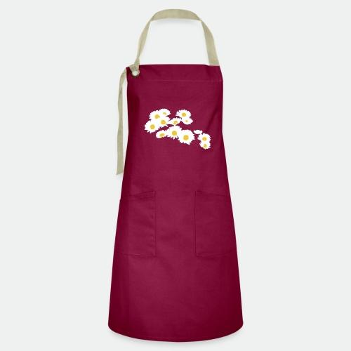 Spring Season Daisies - Artisan Apron