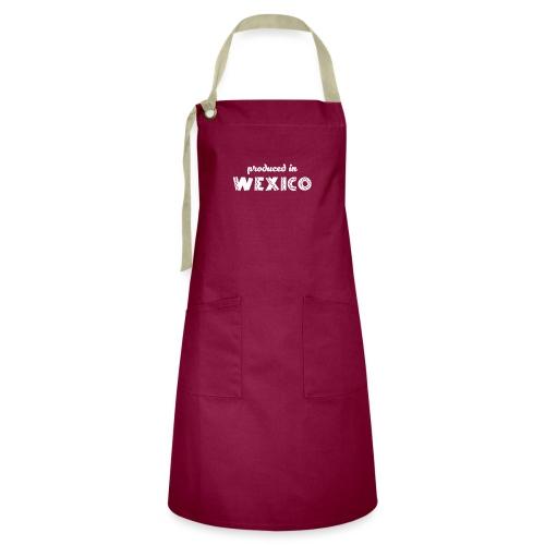 Wexico White - Artisan Apron