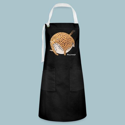 Rollin'Wild - Cheetah - Artisan Apron