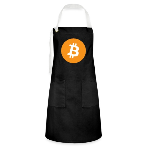 Bitcoin - Artisan Apron