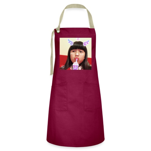 Musical.ly merch - Artisan Apron