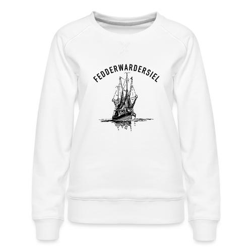 Fedderwardersiel Kutter - Frauen Premium Pullover