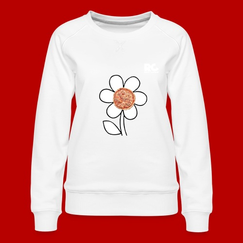 Pizzaflower Edition - Frauen Premium Pullover