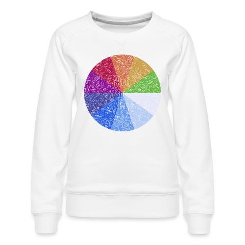 APV 10.1 - Women's Premium Sweatshirt
