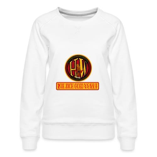 wie en die png - Women's Premium Sweatshirt