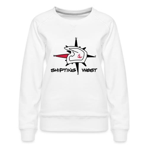 Shifting West Logo vector - Vrouwen premium sweater