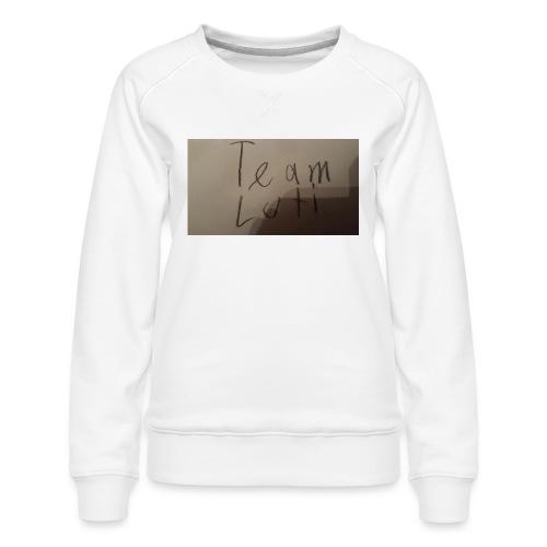Team Luti - Frauen Premium Pullover