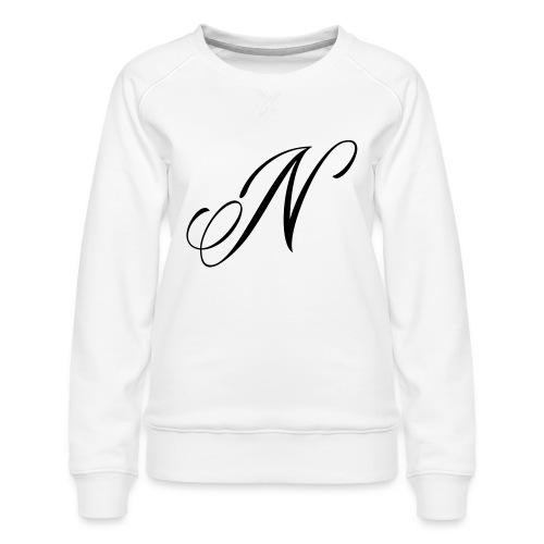 NUTTELOGO2NEW - Women's Premium Sweatshirt