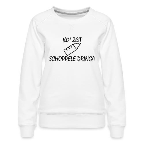 KoiZeit - Schoppele - Frauen Premium Pullover