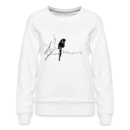 I like birds ll - Frauen Premium Pullover