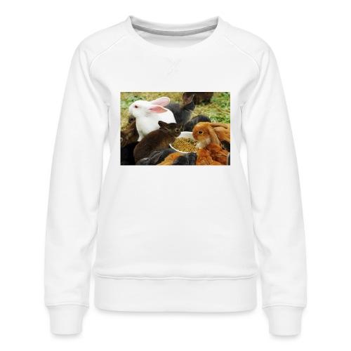 Streichelzoo am Kis Balaton - Frauen Premium Pullover