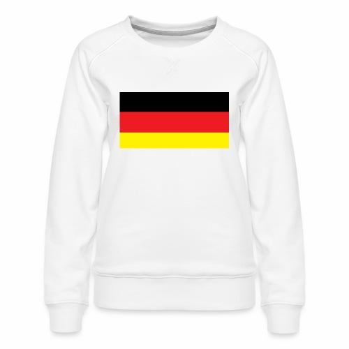 Deutschland Weltmeisterschaft Fußball - Frauen Premium Pullover