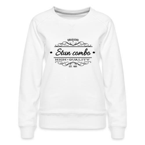 Stun Combo! - Women's Premium Sweatshirt