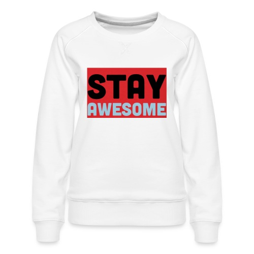 425AEEFD 7DFC 4027 B818 49FD9A7CE93D - Women's Premium Sweatshirt