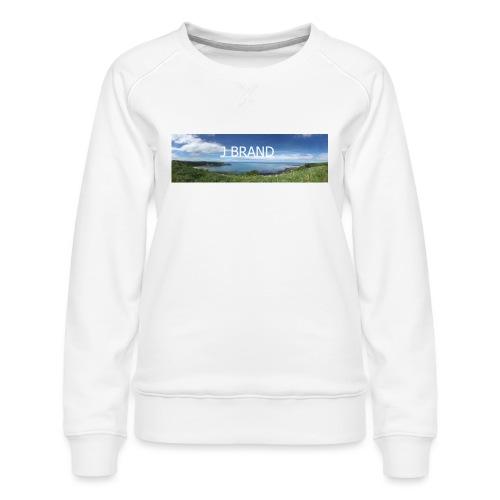 J BRAND Clothing - Women's Premium Sweatshirt