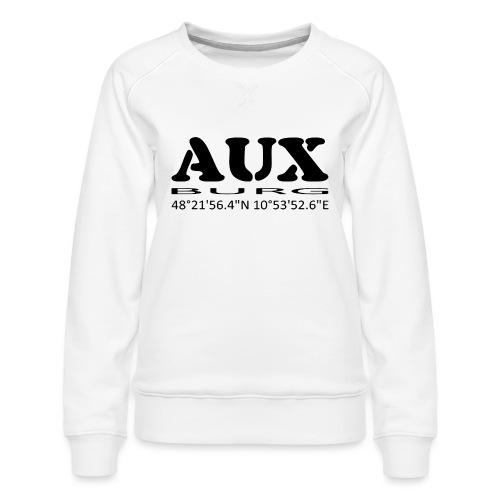 Auxburg - Frauen Premium Pullover