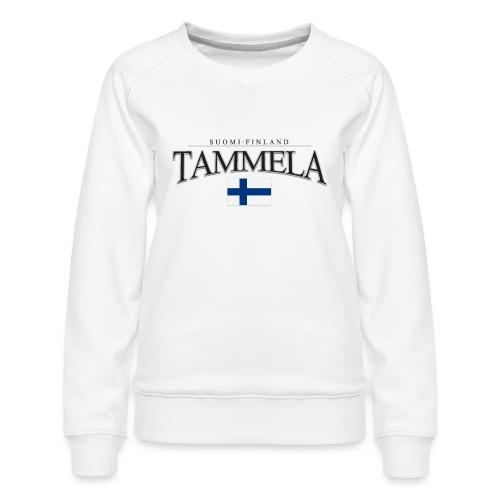 Suomipaita - Tammela Suomi Finland - Naisten premium-collegepaita
