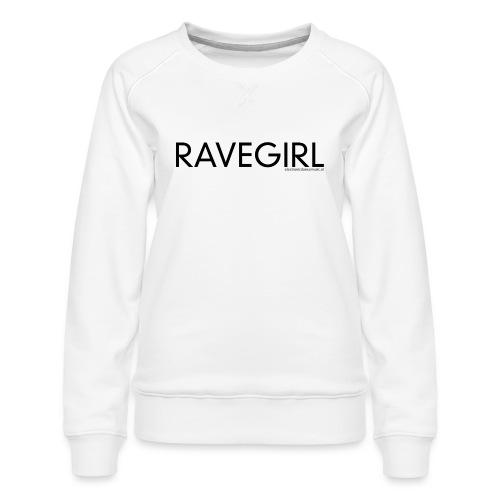 Ravegirl EDM - Frauen Premium Pullover