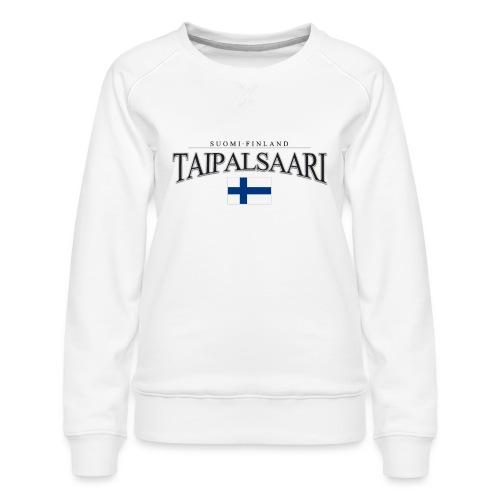 Suomipaita - Taipalsaari Suomi Finland - Naisten premium-collegepaita