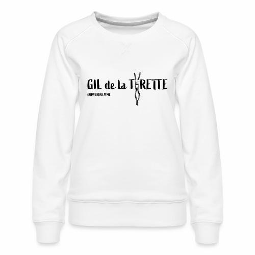 GIL de la Tirette - Vrouwen premium sweater