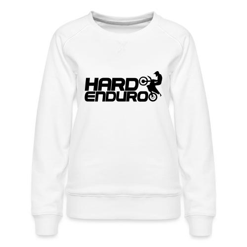 Hard Enduro Biker - Frauen Premium Pullover