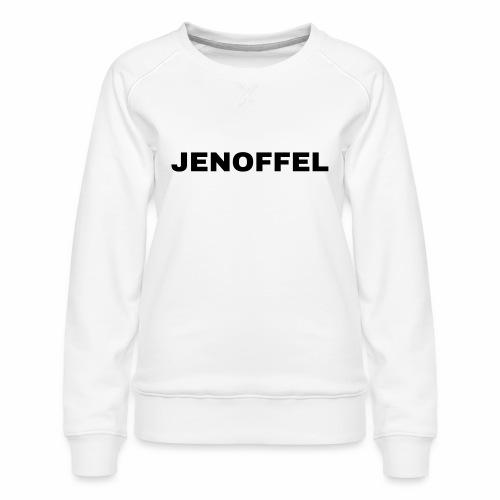 Jenoffel - Sweat ras-du-cou Premium Femme