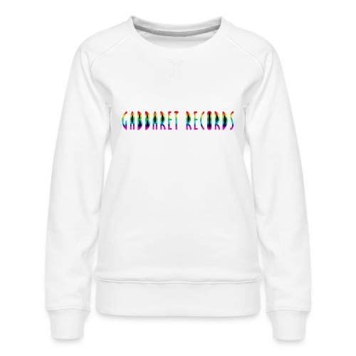 gabbaretr png - Vrouwen premium sweater