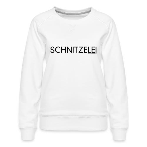 Schnitzelei EDM - Frauen Premium Pullover