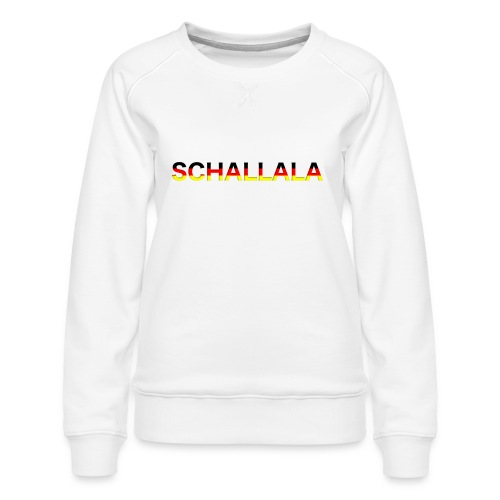 Schallala - Frauen Premium Pullover