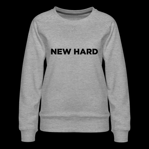 NAAM MERK - Vrouwen premium sweater