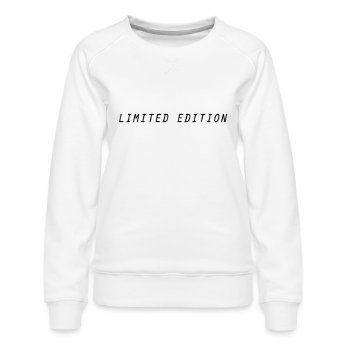 Limited edition - Women's Premium Sweatshirt