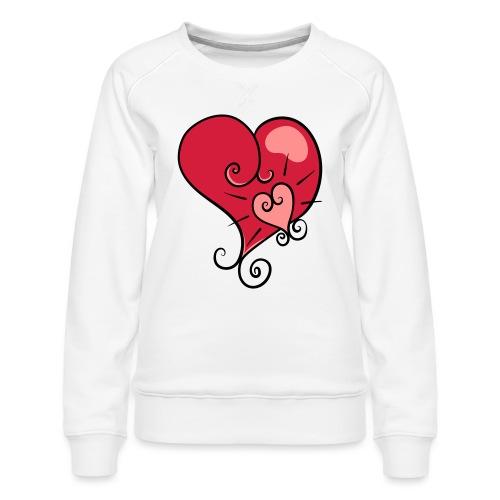 The world's most important. - Women's Premium Sweatshirt