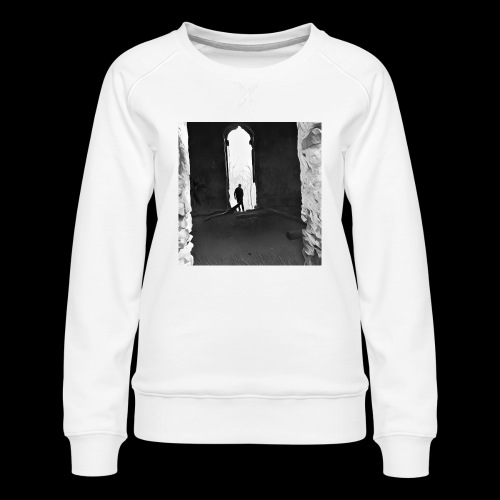 Misted Afterthought - Women's Premium Sweatshirt