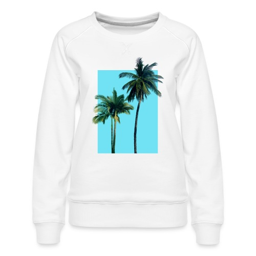 Palms - Women's Premium Sweatshirt