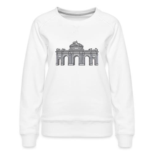 Alcalá-Tor Madrid c - Frauen Premium Pullover