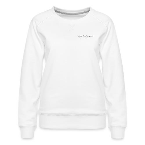 winterkind the emblem small - Frauen Premium Pullover