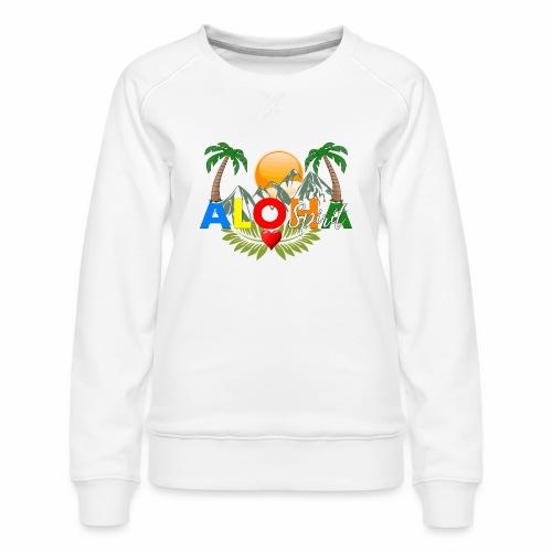 Aloha Spirit Tee - Frauen Premium Pullover