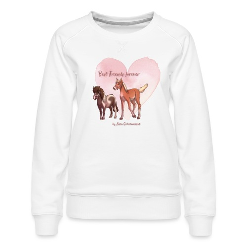 Best friends forever Anita Girlietainment - Frauen Premium Pullover