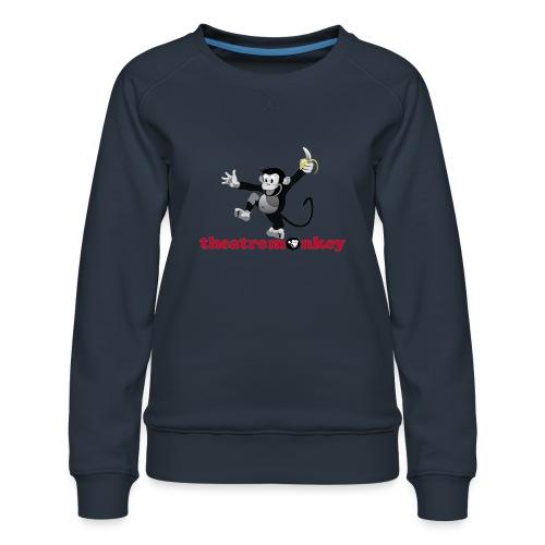 Sammy with Jazz Hands! - Women's Premium Sweatshirt