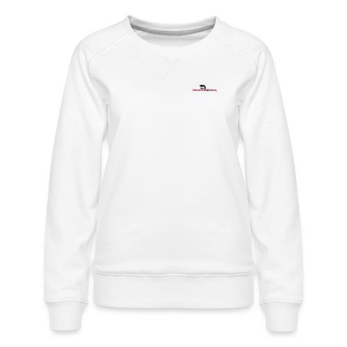 Sammy hides Opera Glasses - Women's Premium Sweatshirt
