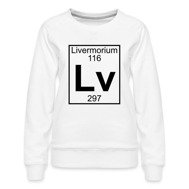 Livermorium (Lv) (element 116)