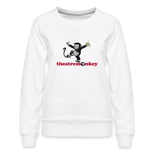 Sammy is Happy! - Women's Premium Sweatshirt