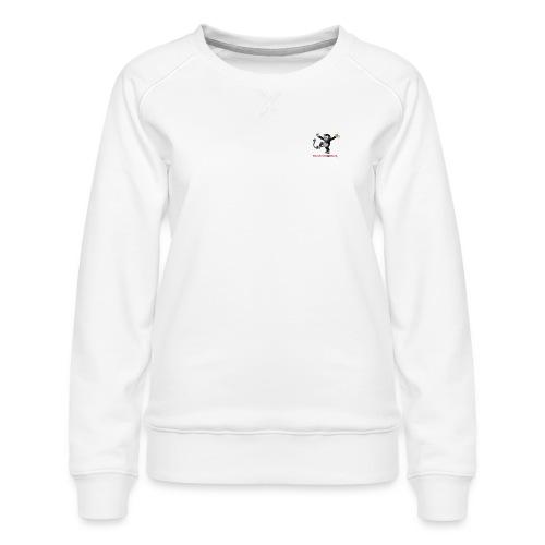 Sammy Happy In The Pocket - Women's Premium Sweatshirt
