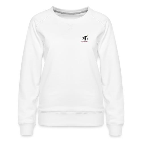 Sammy Waves in the Pocket - Women's Premium Sweatshirt