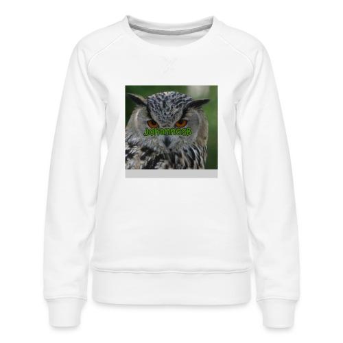 JohannesB lue - Premium-genser for kvinner