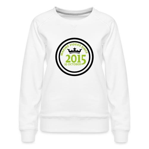 2015-10-10 - Premiumtröja dam