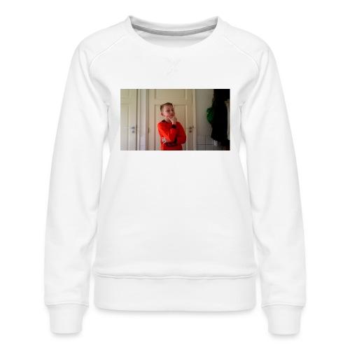 generation hoedie kids - Vrouwen premium sweater