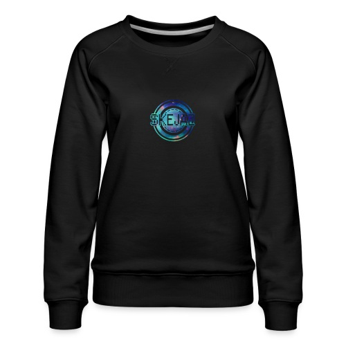 Official SKEJAZ Band Logo - Women's Premium Sweatshirt