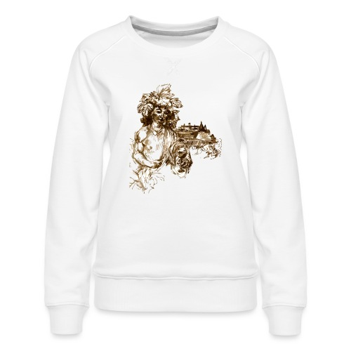 Bacchus 010 - Frauen Premium Pullover